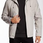 Andrew Marc Ветровка куртка мужская серая бренд оригинал из США р. xl