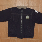 86-92р Куртка зимняя Sanetta Германия