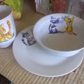 Детский набор посуды 1