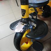 Подножка подставка для трехколесного детского велосипеда для ног