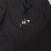 мужской классический пиджак р 48