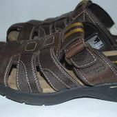 Шлепанцы Skechers, размер 7 - 25, 2 см Натур.кожа.