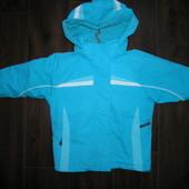 Фирменная (лыжная) термо куртка Parallel
