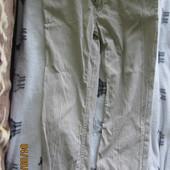 брюки мужские летние