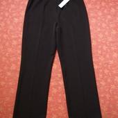 Новые женские брюки размер 12 (M-L). Длина 107 см, шаговый 79 см, ПО талии 37 см (тянется до 44 см),