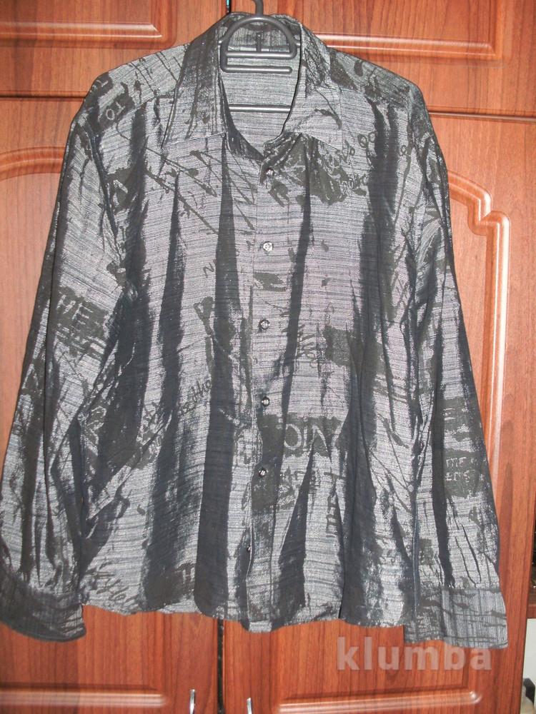 стилёвая рубашка фото №1