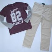 Реглан и брюки на мальчика, 10-12 лет