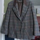пиджак шерстяной 14-16