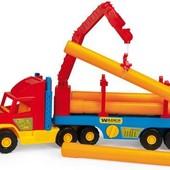 Wader Super Truck Строительный 36540, большая - 78 см!