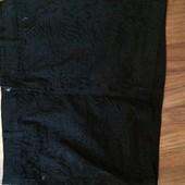 Черная теплая юбка