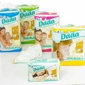 Распродажа!!!Подгузники Dada (Польша)