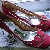 Фирменные туфли Bronx