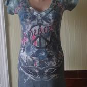 Туничка от Gloria Jeans с красивым вырезом
