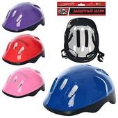 Шлем для деток MS 0013-1. Размер М. Защитное снаряжение