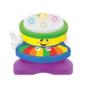 Развивающая игрушка - Веселый оркестр (свет, звук)