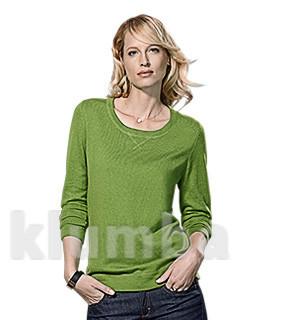 Нежный  свитерок с шерстью мериноса Tchibo р 48-50 фото №1