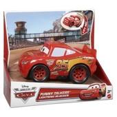 Машинка Маквин - Lightning McQueen-гоаорящая