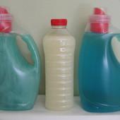 Стиральный жидкий порошок-гель (вес)