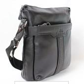 Шикарная кожаная сумка для любимого мужчины!