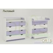 Kомод Орис Colour 4 ящика. Бесплатная доставка по Киеву, Бесплатная сборка