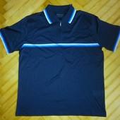 Футболка-поло от датского бренда Belika! Размер-L