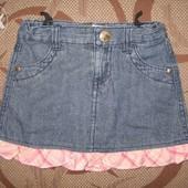 Джинсова спідниця (юбка) Denim на ріст 92 см
