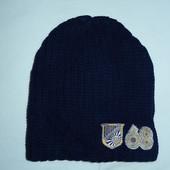Фирменная удлиненная шапка р-р универсальный,сток