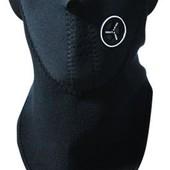 Маска, лыжная маска, маска теплая, веломаска - черная