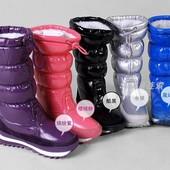 дутики женские зимни сапоги ХИТ! ботинки термо сникерсы кроссовки маранты снегоступы угги валенки ун