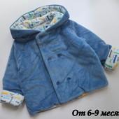 Куртка деми Marks&Spencer (6-9 мес.)
