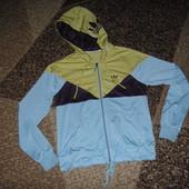 Спортивная олимпийка Adidas (оригинал),размер М.