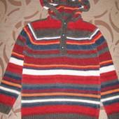 Светер (светер, кофта) Duck&Dodge на 8 років. ріст 128 см.