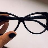 очки имиджевые