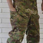 Тактические штаны из ткани рипстоп.Украина