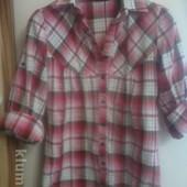 удлиненная рубашка 42 размер