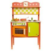 Моя первая яркая кухня, Lelin