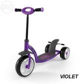 Самокат мilly мally Sporty Active. Разные цвета! Для детей от 2,5 лет.