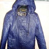 Курточка новая без бирки  на тонком синтепоне  размер 48  L