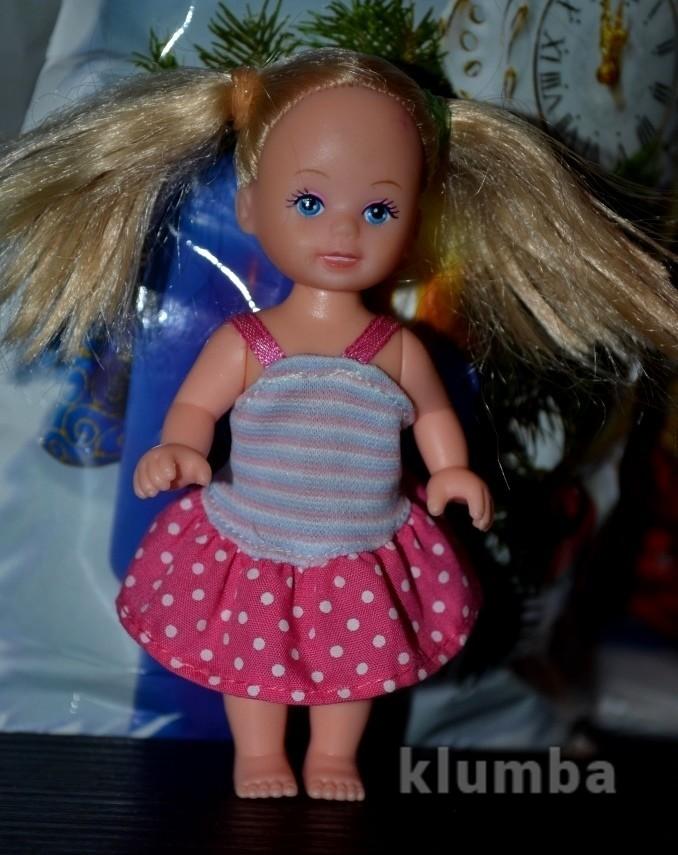 Маленькая куколка кукла для ваших малышек simba симба фото №1
