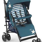Прогулочная коляска-трость Cam Flip -бампер,дождевик