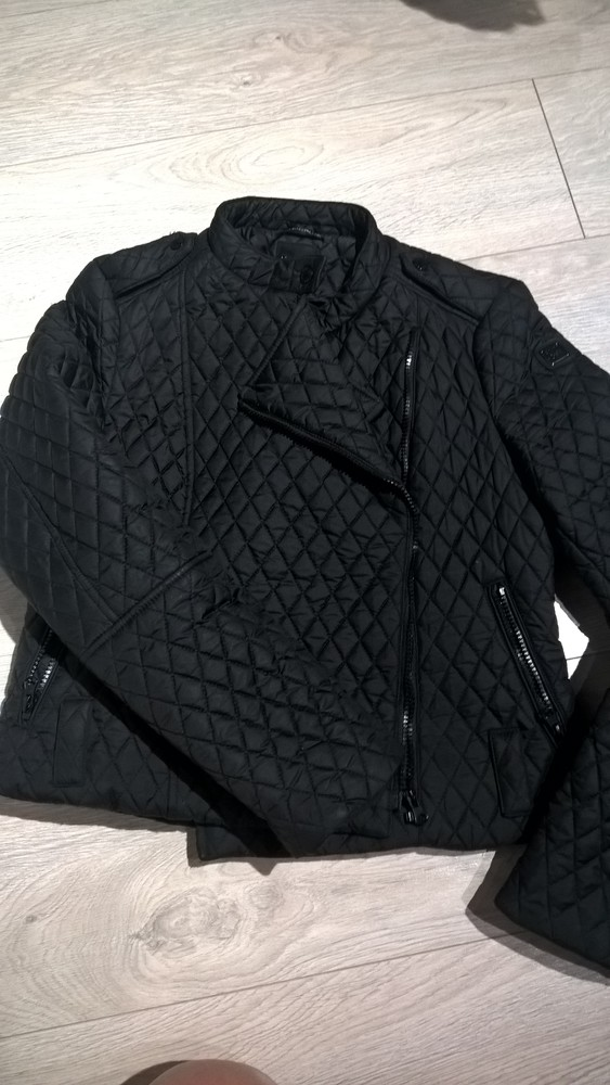 Куртка парка фото №1