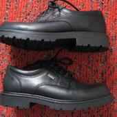 Fretz Men Salvador (41, 26 см) туфли ботинки кожаные мембранные на тракторной подошве мужские