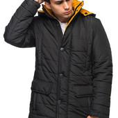 Зимняя куртка мужская недорого!