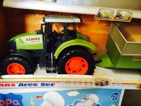 Трактор фото №1