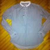 Стильная рубашка от Zara-р.XL