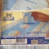 Комплект постельного белья детский, мягкая бязь