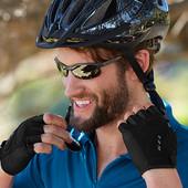 Велосипедные перчатки tcm размер L-XL
