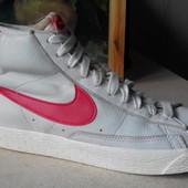 № 1740 кроссовки Nike Blazer 41 кожа