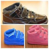 Ботинки осенние, кроссовки осенние
