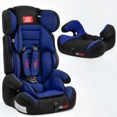 Автокресло + бустер Джой  Joy группа 1-2-3 от 9 до 36 кг детское автомобильное кресло